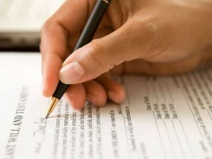 Having a Will in UAE and its benefits