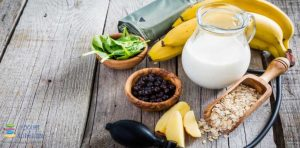 Practical ways of becoming healthy using dairy products