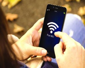 Being safe from thefts of public Wi-Fi