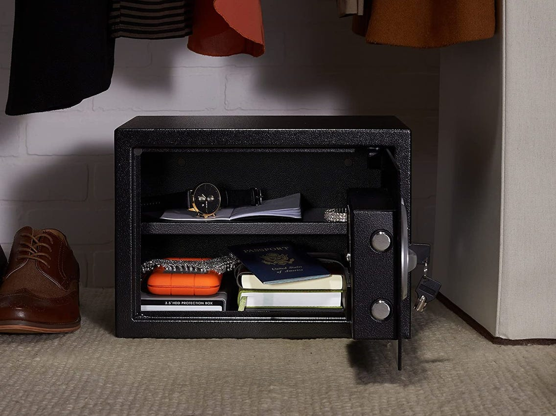 Choosing the best safe for your personal assets